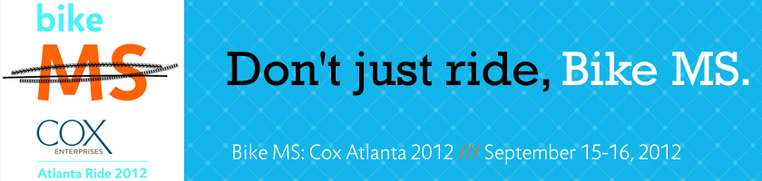 GAA 2012 Bike MS Atlanta Wrapper Header
